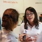 คุณธิดารัตน์ กาญจนวัฒน์ ผู้อำนวยการส่วนภูมิภาค – ไทยและเวียดนาม กลุ่มบริษัทอเด็คโก้ประเทศไทย ให้สัมภาษณ์สถานีวิทยุโทรทัศน์แห่งประเทศไทย กรมประชาสัมพันธ์