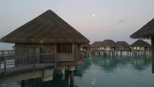 สภาพภายนอกของห้องพัก Lagoon