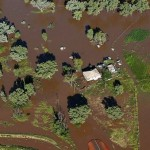Flood Waters Rise In Queensland's Worst Floods For 20 Years