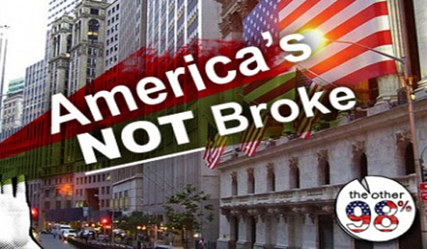 America Is Not Broke! We Are Being Lied To!