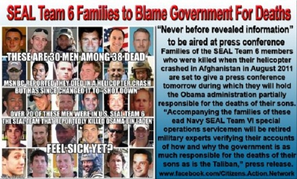 Navy Seal Team 6 Families Press Conference Live Stream 10 00am EST