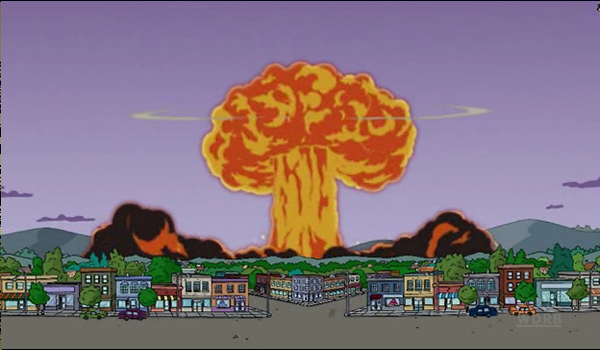 The Simpsons Predicts 6-22-14 Nuclear Terror Attacks
