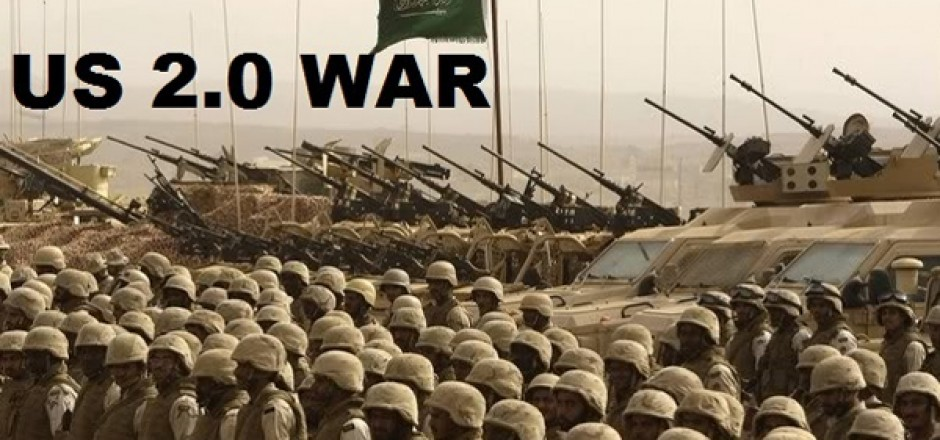 MEDIA BLACK-OUT: US Proxy <b>War in Yemen</b> Underway, <b>Saudi</b> Stooges Do ...