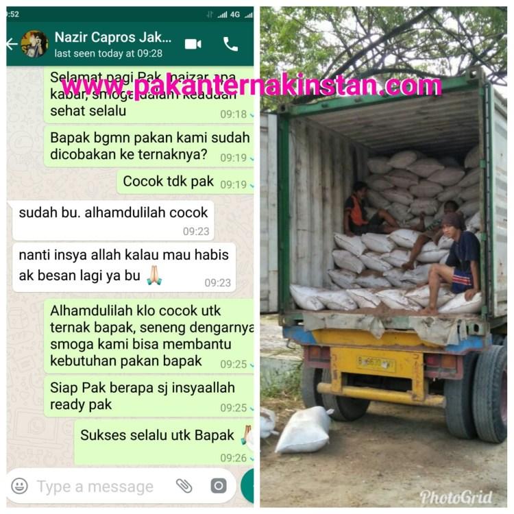 Jual pakan kambing murah di Kota Subang, Bekasi, Jakarta