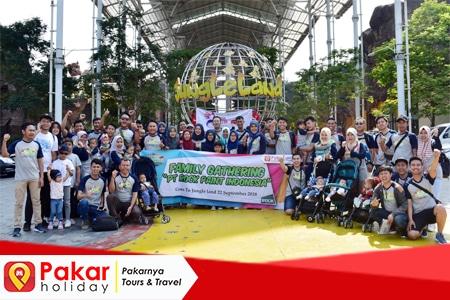 Paket Wisata Jungleland Dari Bandung