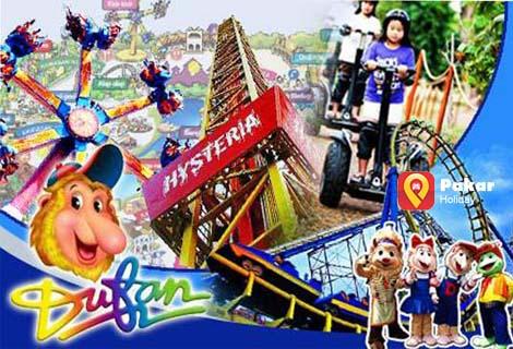 Paket Wisata Dunia Fantasi Dari Bandung