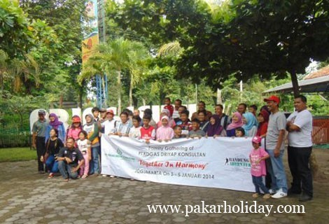 Paket Tour Bandung 3 Hari
