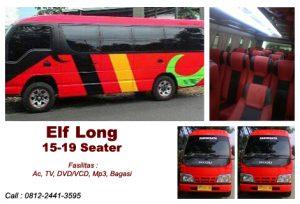 Rental Mobil Elf Di Bandung Jakarta