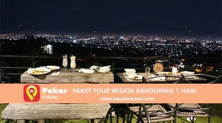 PAKET TOUR WISATA BANDUNG 1HARI PAKARHOLIDAY