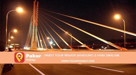 Paket Tour Wisata Bandung 3 Hari 2 Malam