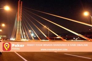 Paket Tour Wisata Bandung 3 Hari 2 Malam 2019