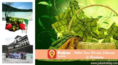 paket tour wisata lebaran di Bandung