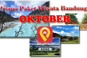 Promo Paket Wisata Bandung Oktober