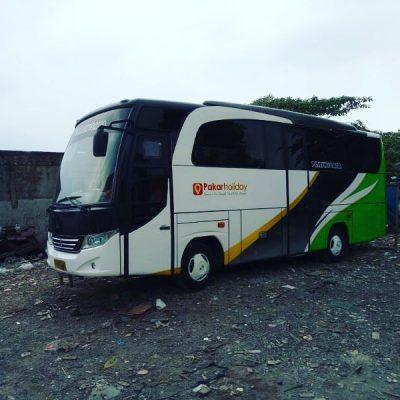 Sewa Bus Pariwisata Bandung Terbaru