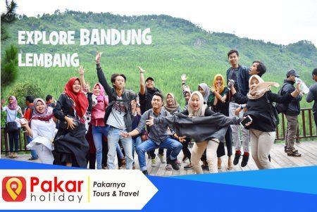 paket wisata bandung lembang Group 2017