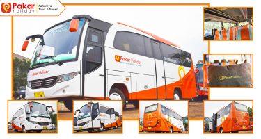 Harga Sewa Bus Medium Bandung 2020