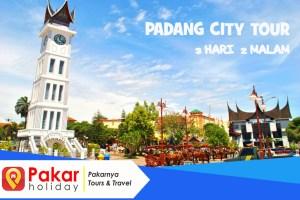 Paket Wisata Padang Murah Dari Bandung