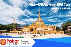 Paket Wisata Bandung-Tour Medan 3 Hari 2 Malam