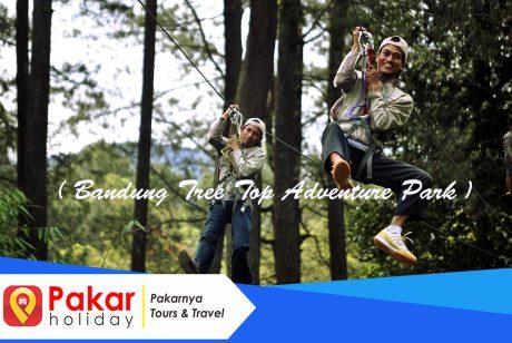 Bandung Tree Top Adventure Park