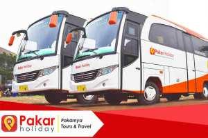 Sewa Bus Pariwisata Bandung Murah Terbaru 2018