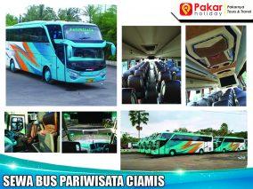 Sewa Bus Pariwisata Murah Ciamis