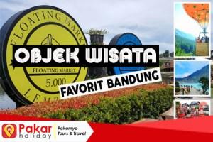 Objek Wisata Favorit Bandung