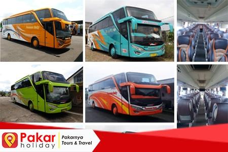 Daftar Harga Sewa Bus Bandung Murah 2020