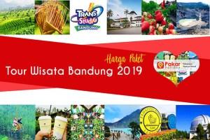 Harga Paket Wisata Tour Bandung 2019