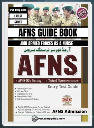 AFNS Test Preparation Book