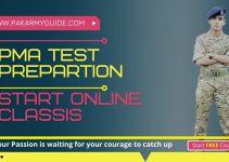 PMA Long Course Preparation