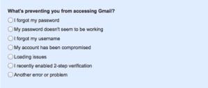 Sosuli segala permasalahan akses ke Gmail