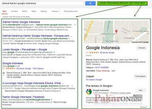 C:\Users\Dewi\Dropbox\Web\Garapan Sendiri\PakarONline.com\img\Contoh hasil pencarian mesin pencarian berupa text dan map.png