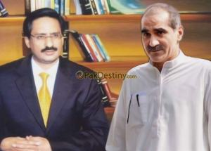 javed chouhdary, saad rafique