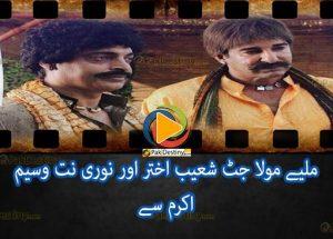 Maula Jatt Shoaib Akhtar Noor Natt Wasim Akram