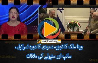 Veena Malik Analysis