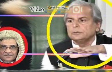 javed hashmi chief justice saqbi nisar kissed hand