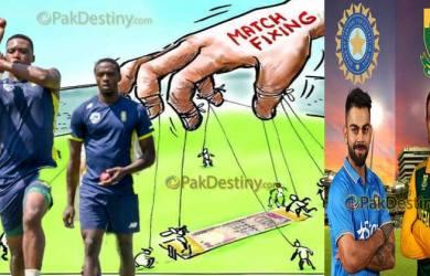 rabada lungi match fixing tweet india south africa