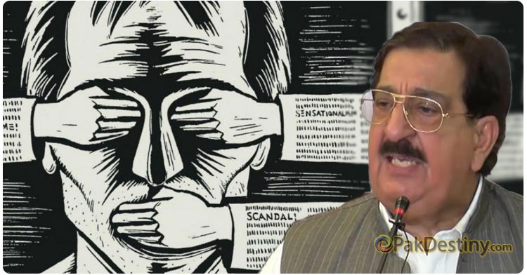 Pak media silent over Gandapur's criminal act, he plans to expel more girl students