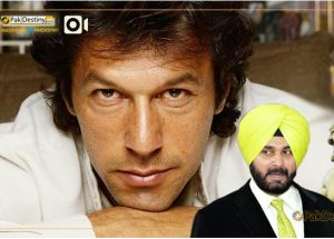 """Treacherous"" Sidhu goes all praise for Imran Khan. Calls him ""Bigger than a Greek God"""