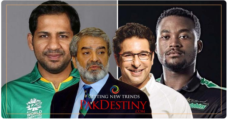 Are Ehsan Mani and Wasim Akram racists too,sarfaraz ahmed,Phehlukwayo