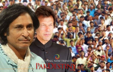 Ramiz Raja uses bad language to curse Pakistanis for not bearing with Imran Khan
