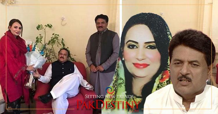 jamshed cheema,musarrat cheema,naemm ul haq,The PTI couple cuts a sorry figure as Naeemul Haq in his arrogance snubs them