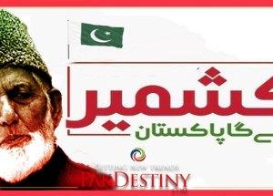 dream of kashmir leader syed ali geelani