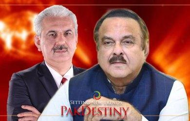 PTI's Naeemul Haq and anchor Arif Hameed Bhatti spat getting uglier