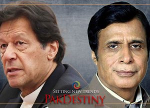 Parvez Elahi asks Imran Khan to have a big heart and stop pursuing political cases