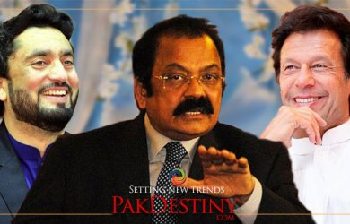 NAB notice of income beyond means to Rana Sanaullah exposes PTI government's venom badly