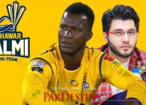 Twitter abuzz after Zalmi's Javed Afridi dropped Darren Sammy who felt 'used and discarded'