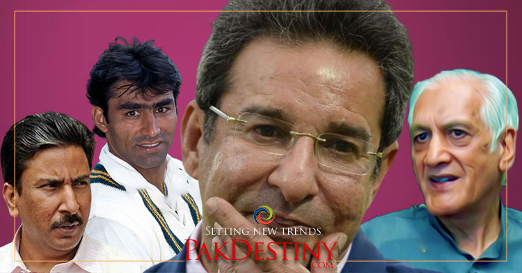 Wasim Akram comes again in match fixing spotlight after revelations by a former PCB chief -- Will Saleem Malik testify who were his partner in crime in 1999 World Cup
