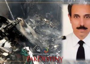 In defence of the pilot of ill-fated PIA flight 8303
