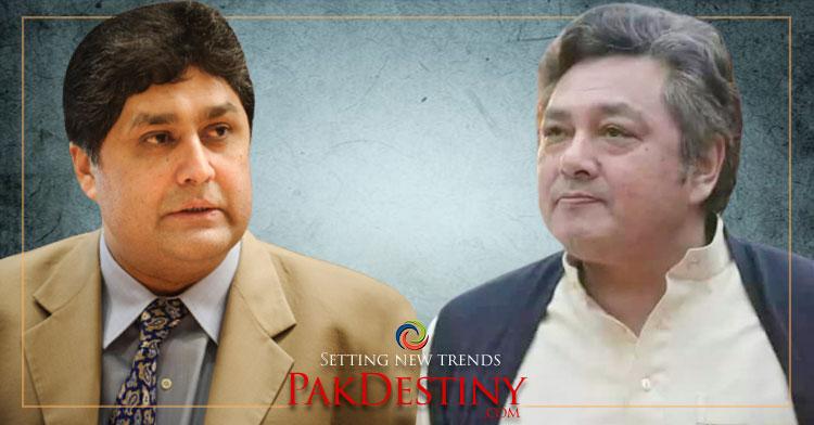 muahammad azam khan fawad hassan pmln govt ministers